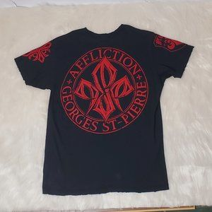 Affliction Georges St Pierre Tee